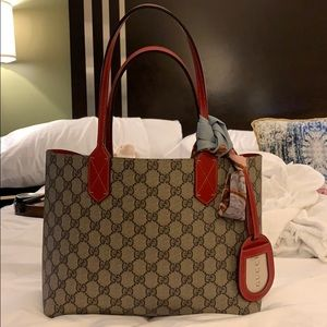 Gucci mini tote bag
